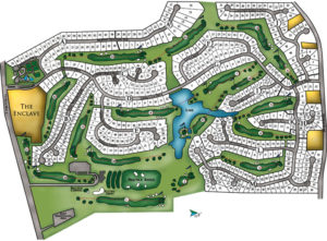 Crooked Creek Site Plan