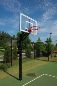 Crooked Creek Basketball Court